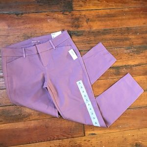 NWT old navy pixie ankle pants 2